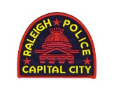 Raleigh Police Chief logo