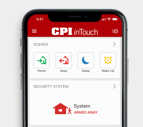 CPI inTouch app