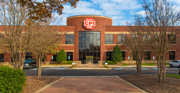 front of old CPI building