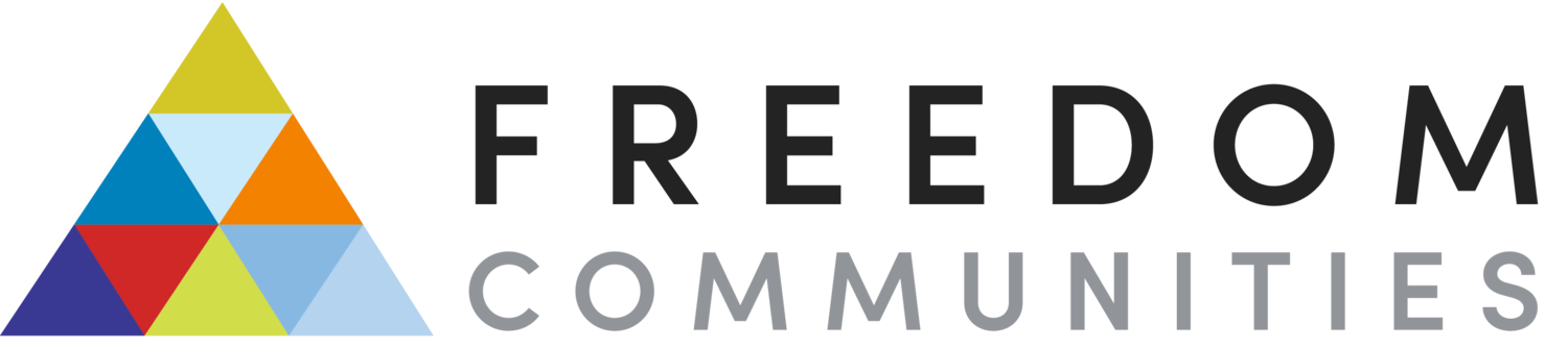 Freedom Communities logo