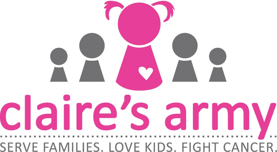 Claires army logo