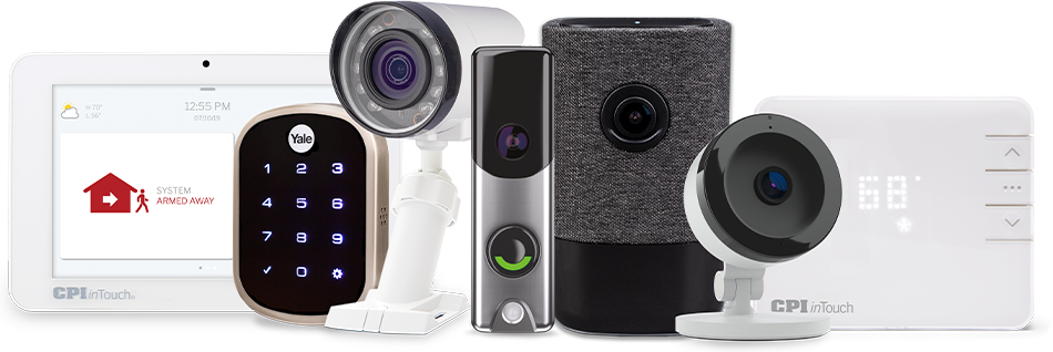 CPI Security® | Smart Home Security Systems & Alarm Monitoring