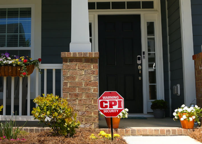 house with a CPI yard sign in front