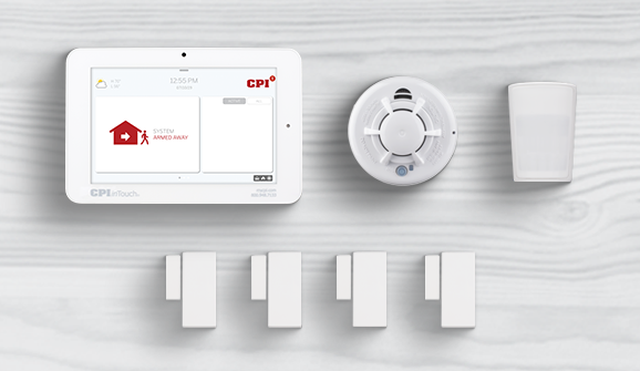 customize your smart home security package